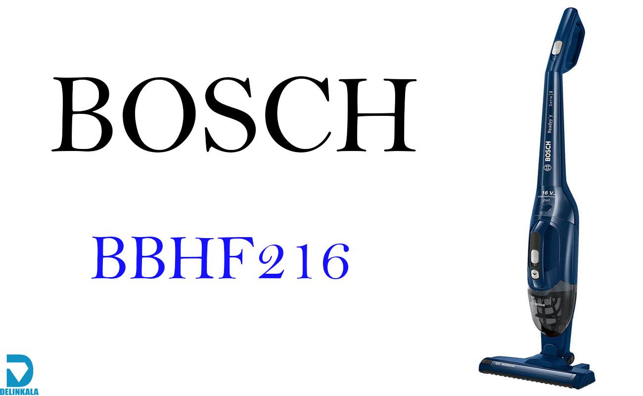 نگاهی کامل به جارو شارژی بوش مدل BBHF216