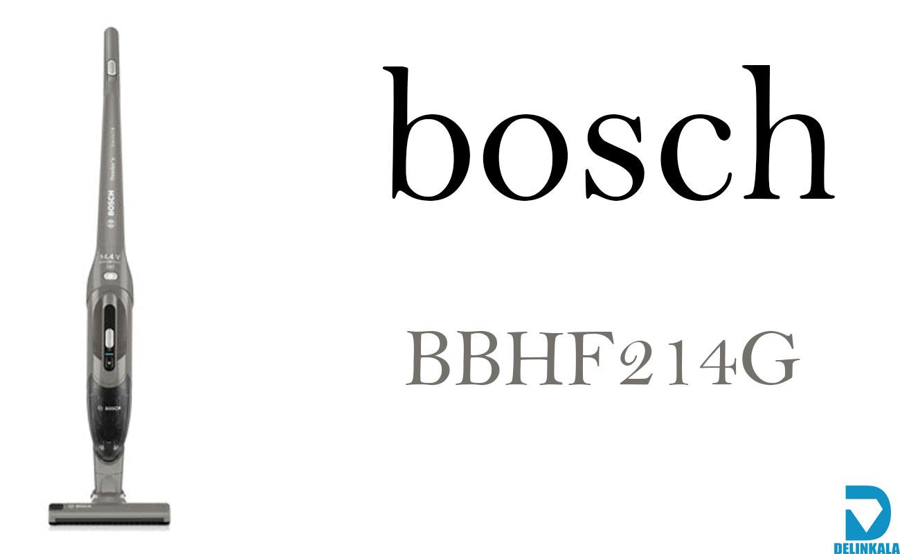 نگاهی کامل به جارو شارژی بوش مدل BBHF214G