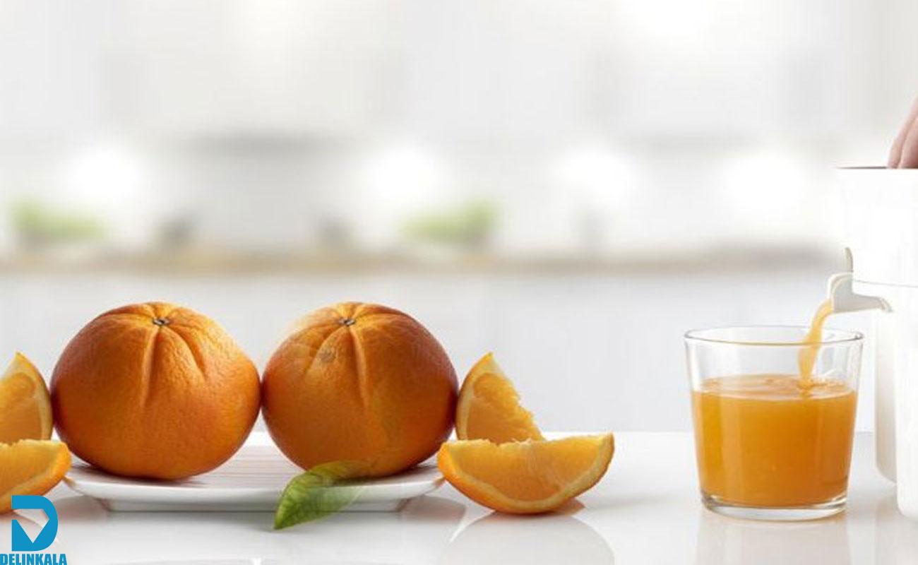 آب پرتقال گیر براون مدل CJ3050
