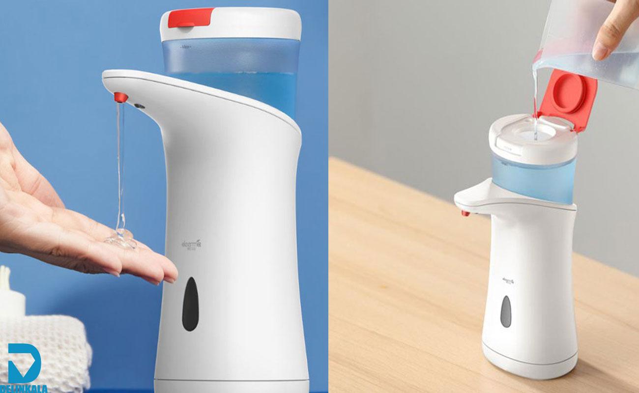 پمپ مایع دستشویی شیائومی مدل DEM-XS100