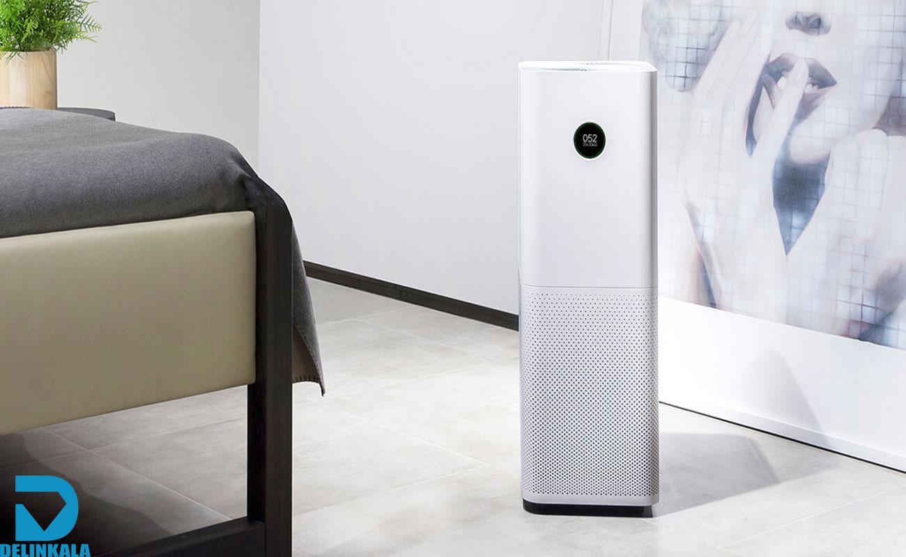 تصفیه کننده هوا شیائومی mi Air purifier pro EU