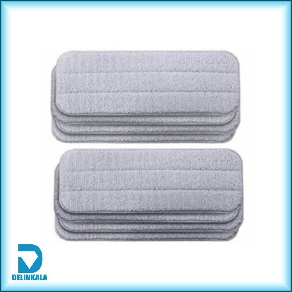 دستمال یدک تی اسپری دار شیائومی Deerma Water Spray Mop Cleaning Cloth TB02